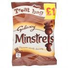 Galaxy Minstrels Treat Bag PM £1