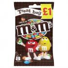 M&Ms Chocolate Treat Bag PM £1