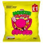 Monster Munch Roast Beef PM £1