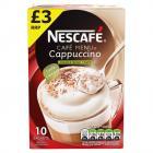 Nescafe Gold Cappuccino Unsweetened PM £3
