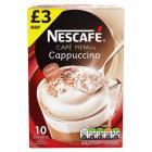 Nescafe Cappuccino Original PM £3