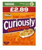 Nestle Curiously Cinnamon PM £2.69