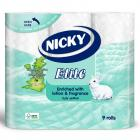 Nicky Elite White Toilet Tissue