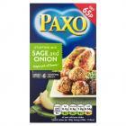Paxo Sage & Onion Stuffing PM £1.39