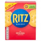 Ritz Original Cracker PM £1.39