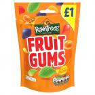 Rowntrees Fruit Gums Bag PM £1