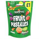 Rowntrees Fruit Pastilles Bag PM £1