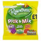 Rowntrees Pick & Mix Bag PM £1