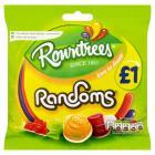 Rowntrees Randoms Bag PM £1