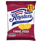 Royster T-Bone Steak PM £1