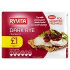 Ryvita Dark Rye PM £1 12 for 10