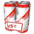 Red Stripe PM £4.75