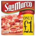 San Marco Thin & Crispy Pepperoni Pizza PM £1