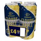 Strongbow Cloudy Apple PM £4.50