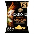 Sensations Thai Roast Chicken & Thyme PM £1