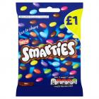 Smarties Bag PM £1