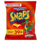 Smiths Snaps Spicy Tomato PM 39p