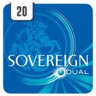 Sovereign King Size Dual - Half Outer