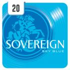 Sovereign King Size Sky Blue - Half Outer