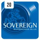 Sovereign Superkings Blue - Half Outer