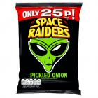 Space Raiders Pickled Onion PM 25p