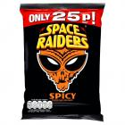 Space Raiders Spicy PM 25p