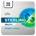 Sterling Dual Double Capsule - Half Outer