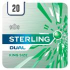Sterling King Size Dual Triple Green