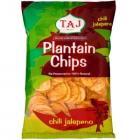 Taj Plantain Chips Chilli & Jalepeno