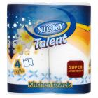 Nicky Talent Kitchen Towels
