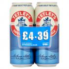 Tetley Smooth  PM 4 For £4.39