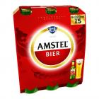 Amstel Lager   PM 6 For  £5