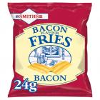 Bacon Fries Card
