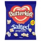 Butterkist Salted Popcorn    PM  £1