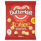 Butterkist Toffee Popcorn    PM  £1