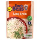 Uncle Bens Special Long Grain Rice PM £1.79
