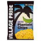 Village Pride Plantain Chips Salted