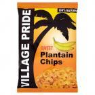 Village Pride Plantain Chips Sweet
