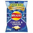 Walkers Cheese & Onion Grab Bag