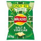 Walkers Salt & Vinegar PM £1