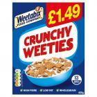 Weetabix Crunchy Weeties PM £1.49