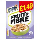 Weetabix Fruit & Fibre PM £1.49