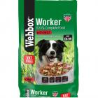 Webbox Complete Dog Food Beef PM £6.99