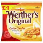 Werthers Original Butter Candies Bag PM £1