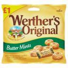 Werthers Original Butter Mints Bag PM £1