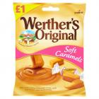 Werthers Original Soft Caramel Bag PM £1