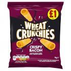 Wheat Crunchies Crispy Bacon PM £1
