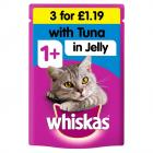 Whiskas Pouch Tuna PM 3 for £1.19
