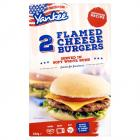 Yankee 2 Flame Grilled Cheese Burgers PM £1.79