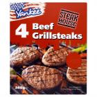Yankee Steakhouse 4 Beef Grillsteaks PM £1.75